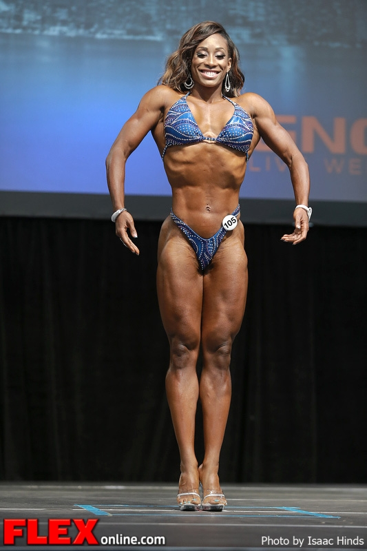 Tissilli Rogers - Figure - 2013 Toronto Pro