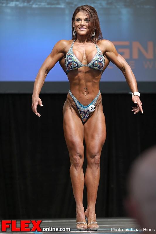 Ann Titone - Figure - 2013 Toronto Pro