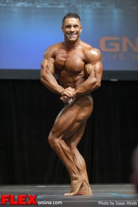 Greg Doucette - Men's 212 - 2013 Toronto Pro