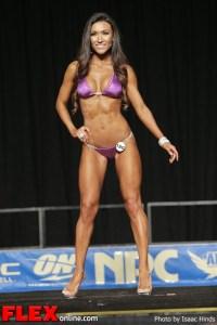 Alexandra Zerega - Bikini D - 2013 JR Nationals