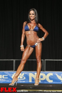 Chaundra Bagwell - Bikini E - 2013 JR Nationals