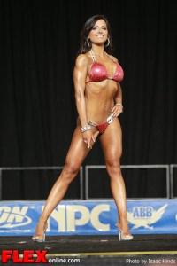 Danielle Barnes - Bikini E - 2013 JR Nationals