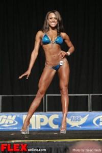 Angela Okon - Bikini E - 2013 JR Nationals