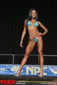 Asia Mendoza - Bikini F - 2013 JR Nationals