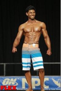 Mike Balan - Men's Physique A - 2013 JR Nationals