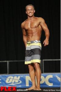 Joshua Henkemehyer - Men's Physique A - 2013 JR Nationals