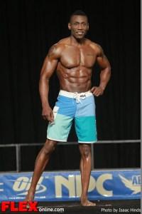Victor Clark - Men's Physique B - 2013 JR Nationals
