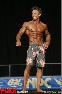 Artem Dolgin - Men's Physique B - 2013 JR Nationals