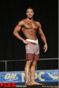 Andre Adams - Men's Physique C - 2013 JR Nationals
