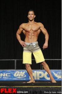 German Pacheco - Men's Physique C - 2013 JR Nationals