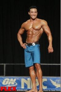 Randy Canche - Men's Physique D - 2013 JR Nationals