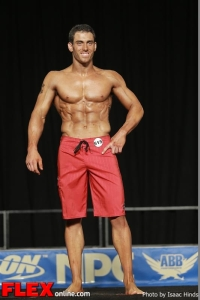 Corey Jessessky - Men's Physique D - 2013 JR Nationals