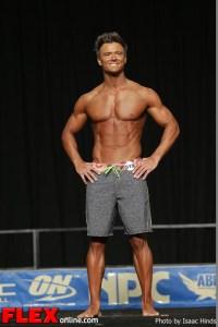 Dustin Carwile - Men's Physique D - 2013 JR Nationals