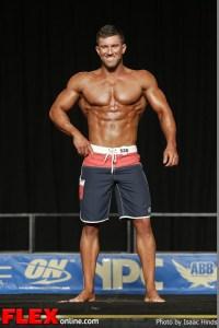 Cory Schaeckenbach - Men's Physique D - 2013 JR Nationals