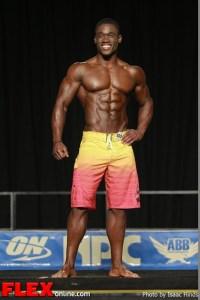 Pierre Vuala - Men's Physique D - 2013 JR Nationals