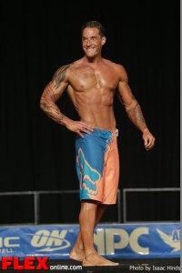 Brandon Hewitt - Men's Physique E - 2013 JR Nationals