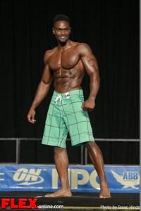 Rodney Razor - Men's Physique E - 2013 JR Nationals