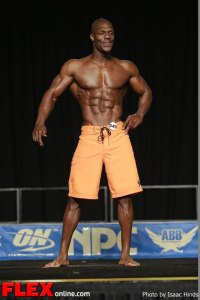 John Arterberry - Men's Physique E - 2013 JR Nationals