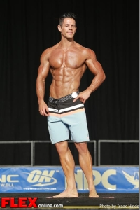 Eric Turner - Men's Physique F - 2013 JR Nationals