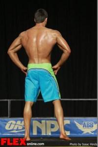 Christian Daniel Francis - Men's Physique F - 2013 JR Nationals