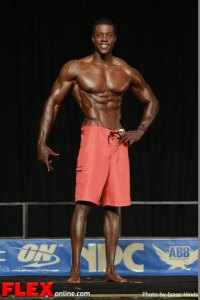 Joshua Reid - Men's Physique F - 2013 JR Nationals