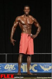 Joshua Reid - Men's Physique F - 2013 JR Nationals