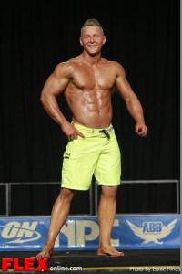 Knute Enslow - Men's Physique F - 2013 JR Nationals