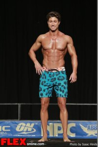 Lawrence Murphy - Men's Physique F - 2013 JR Nationals