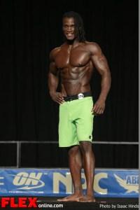 Chaun Williams - Men's Physique F - 2013 JR Nationals