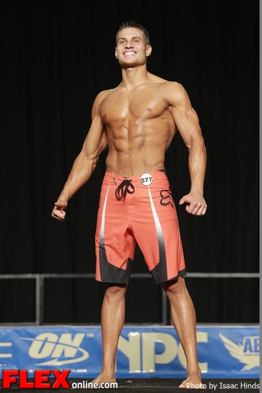 Antonio Petrosky - Men's Physique F - 2013 JR Nationals