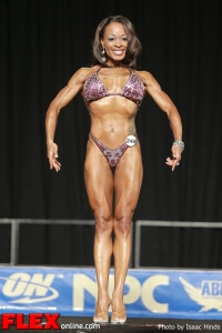 Kim Clark - Figure A - 2013 JR Nationals