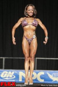 Kim Clark - Figure A - 2013 JR Nationals