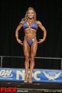 Esthela Heiler - Figure A - 2013 JR Nationals