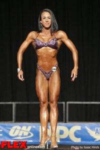 Jennifer Cordovez - Figure C - 2013 JR Nationals