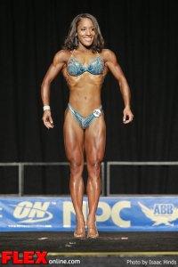 Kimberly Jones - Figure C - 2013 JR Nationals