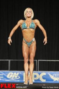 Tiffany Gaston - Figure E - 2013 JR Nationals