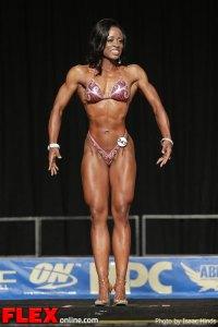 Vera Mallet - Figure E - 2013 JR Nationals