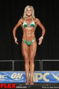 Heidi Vohwinkle - Figure F - 2013 JR Nationals