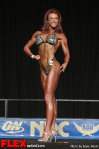 Rebecca Mitchell - Figure F - 2013 JR Nationals