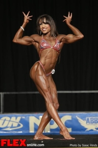 Erica Blockman - Women's Physique A - 2013 JR Nationals