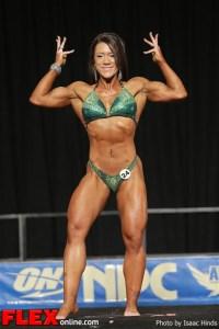 Dawn Meininger-Wahlgren - Women's Physique A - 2013 JR Nationals