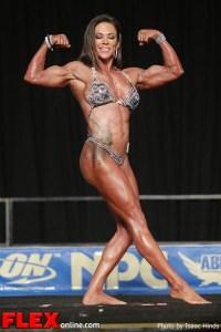 Rose Brunner - Women's Physique A - 2013 JR Nationals