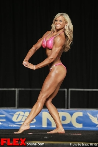 Erin Dwyer - Women's Physique B - 2013 JR Nationals
