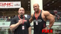 Mr Olympia Phil Heath Interview at the 2013 Toronto Pro