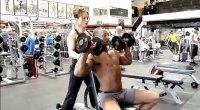 Terry Placker Shoulder Workout by Jennifer Worth
