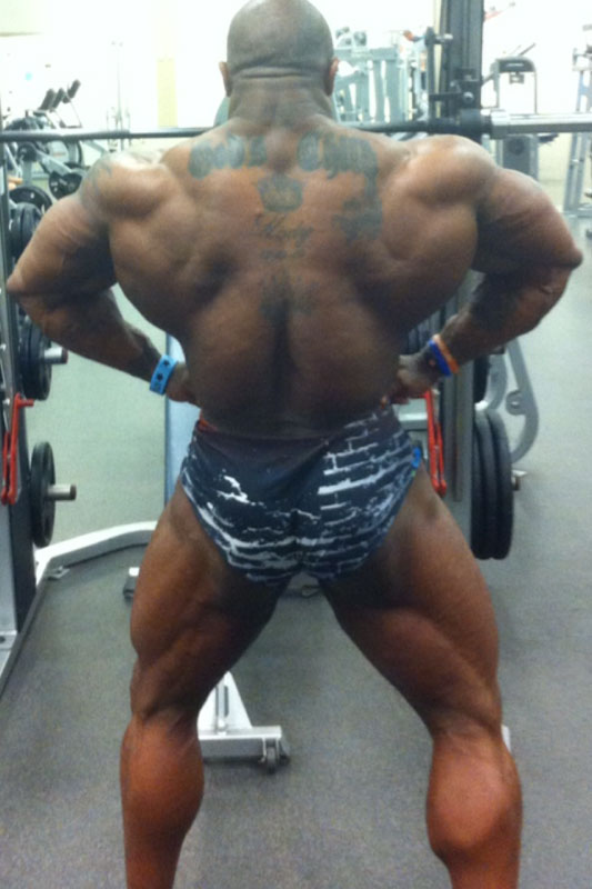 Keith Williams - Month Out - Chicago Pro