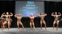 Toronto Pro Womens Bodybuilding Final Callouts and Awards