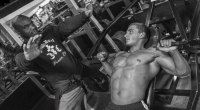 Teen Phenom Cody Montgomery Cranks Out a Back Workout