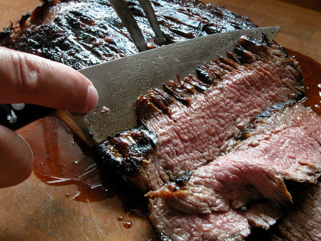 Fat Loss Flank Steak