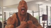 The Rock Shares Back Workout